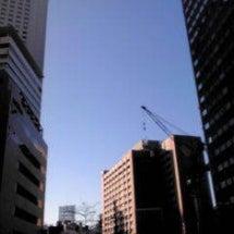 今朝の新宿