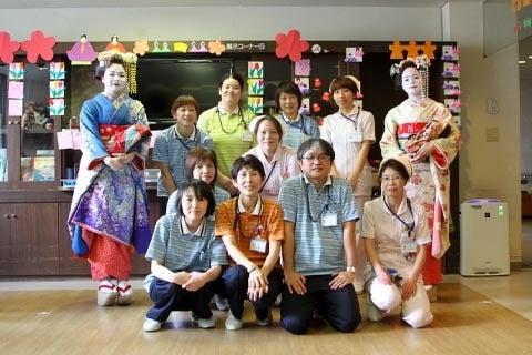 京都舞妓体験処『心』 スタッフブログ-ケアセンタ回生職員