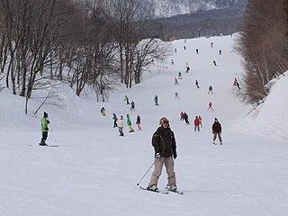 $池の平温泉スキー場ゲレンデレポート-11032004