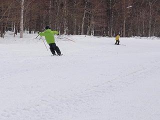 $池の平温泉スキー場ゲレンデレポート-11032003