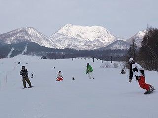 $池の平温泉スキー場ゲレンデレポート-11032001