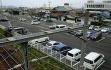 琴平町観光協会のブログ-町営東駐車場