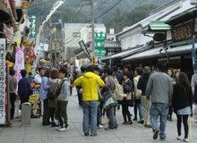 琴平町観光協会のブログ-表参道口0320