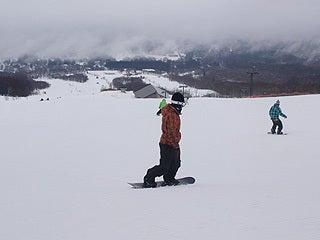 $池の平温泉スキー場ゲレンデレポート-11032101