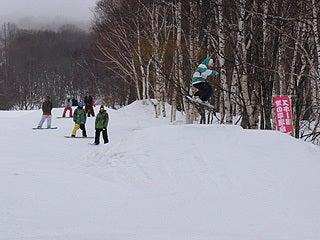 $池の平温泉スキー場ゲレンデレポート-11032103