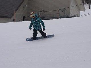 $池の平温泉スキー場ゲレンデレポート-11032102