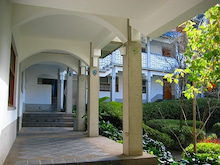 Vintage & Retro Mansion Library -泰山館1