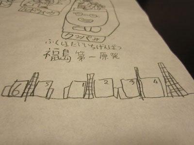 のほほん日記 in 大阪-かずぽん画伯
