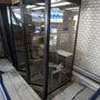 震災後の仙台駅周辺の…