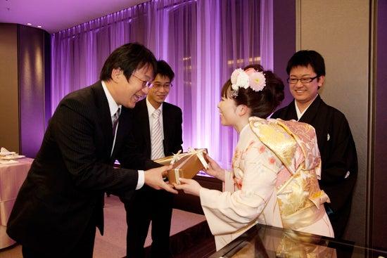 ウエディングカメラマンの裏話*-東京會舘 結婚式 写真