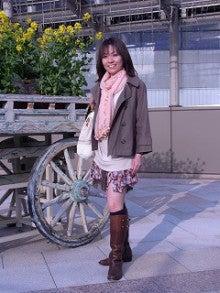 神戸のカラーリスト スタイリスト  トータル素敵プロデューサー☆みつこのブログ-今日のスタイル110324