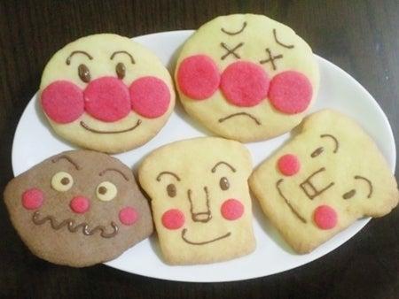かわいいキャラクッキーの作り方