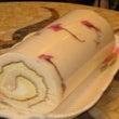 桜ロールケーキ♪