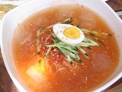 韓国料理サランヘヨ♪ I Love Korean Food-新大久保 たくあん