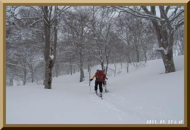 ロフトで綴る山と山スキー-0327_0958