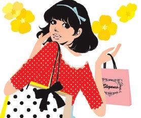 ☆ファッション雑誌「J J」掲載☆|☆ガールズイラストレーター・久保田ミホのブログ☆