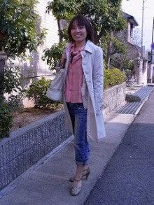 神戸のカラーリスト スタイリスト  トータル素敵プロデューサー☆みつこのブログ-今日のスタイル110327
