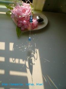 ★カラーセラピー&ハンドメイド st アロマ ...heartful-fealing...                         『cherry blossom~桜~』★