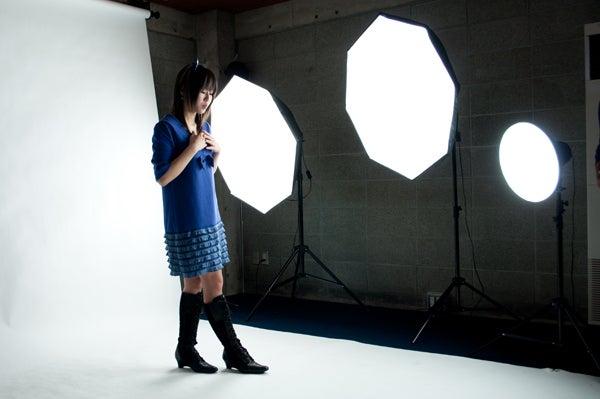 $[m-Gra Photo School] ポートレート撮影 写真教室