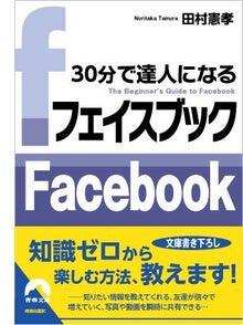 30分で達人になるFacebook 画像