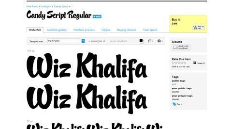 wiz khalifa logo font Quotes