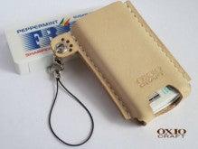 OXIO-CRAFT(オキクラ)の「革雑貨」製作日記-肉球フリスク3