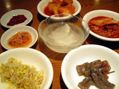 韓国料理サランヘヨ♪ I Love Korean Food-新大久保 コリアスンデ家