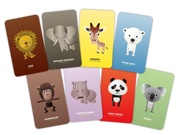 動物写真ブログ ANIMAL SPIRIT-動物カード