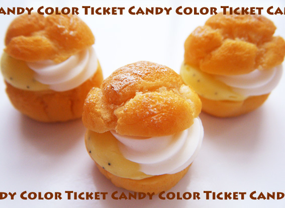 $CANDY COLOR TICKET