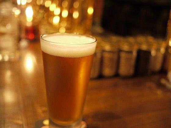 ビールが好きなんです