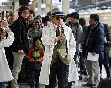 画像  三浦知良選手 【キング・カズ】 ファッションへの