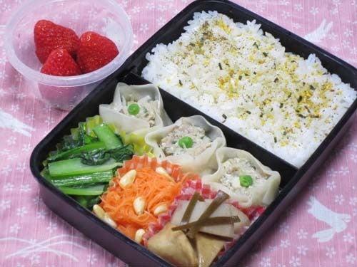 韓国料理サランヘヨ♪ I Love Korean Food-韓国風焼売