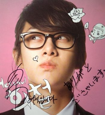 -Yoonchul- from Japan