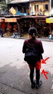 別冊リツコング-ベトナムにて