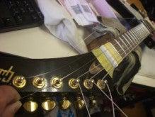 ハードボイルド日記α-110410_ギター復活劇12