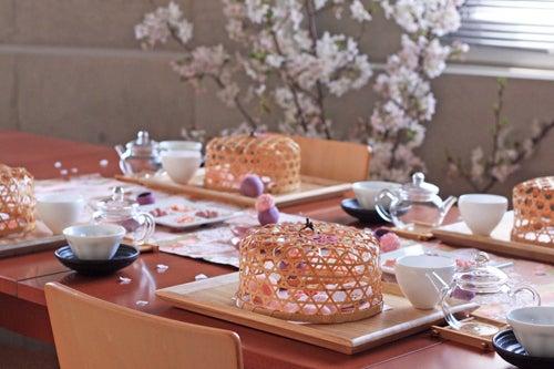 Lilyのお茶時間-桜菓子