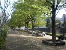 エマ美容室の[チョキ×チョキ日記]-皇居の周りを散歩