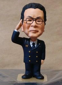 上賀茂からこんにちは。-イージーオーダー 警官 退職記念