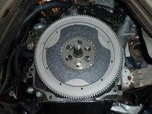 0,1tのガレージ日記-ATSカーボンクラッチ