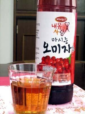 韓国料理サランヘヨ♪ I Love Korean Food-オミジャ酢