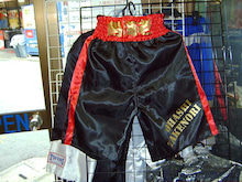ボクシング・格闘技のオーダー製品の格闘日記