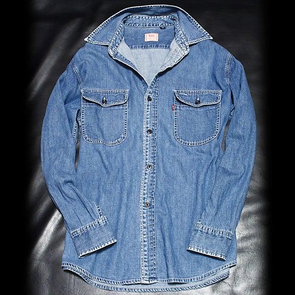 デニムシャツ デニムジャケット総合スレ->画像>90枚