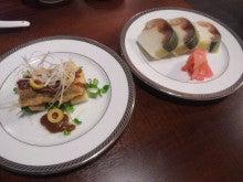 ちま日記-魚料理、鯖寿司