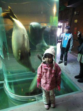 横浜発 驢馬人の美食な日々-AsahiyamaZoo72