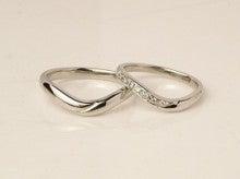 広島で婚約・結婚指輪を作る小さな宝石店『KOUKI倉迫』店長ブログ-清水さまの結婚指輪