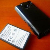 IS04のバッテリー…