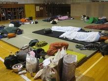 $歩き人ふみの徒歩世界旅行 日本・台湾編-寝床