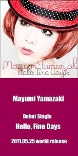 Mayumi Yamazaki official blog-blogparts