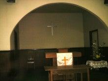 ある教会の牧師室-下ノ橋教会3