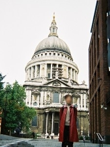 きょんのたわごと-London